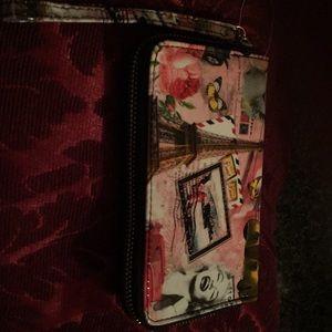 Handbags - Marilyn Monroe wristlet